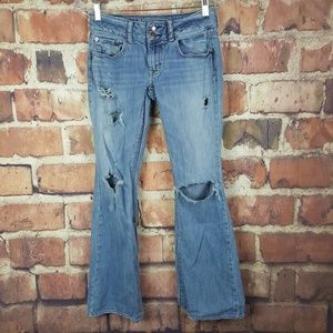 American Eagle Artist Jeans Womens Size 2 Stretch